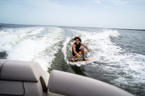 Wakesurf 360 by shore boards